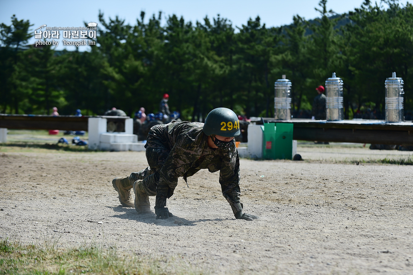 해병대 신병 1257기 2교육대 6주차 목봉 참호격투 9_2148.jpg