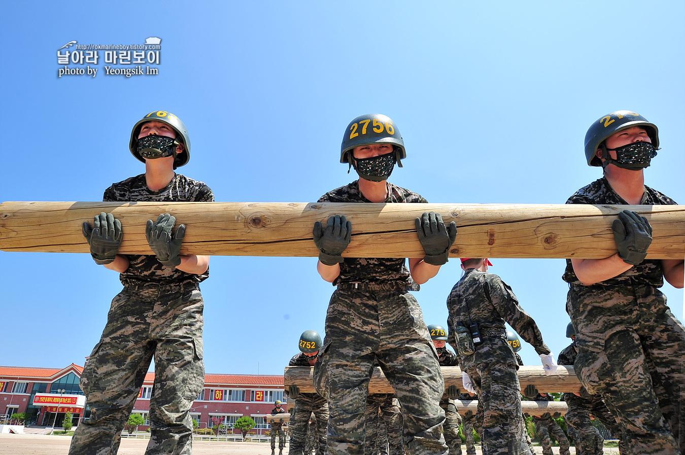 해병대 신병 1257기 2교육대 6주차 목봉 참호격투 7_5354.jpg