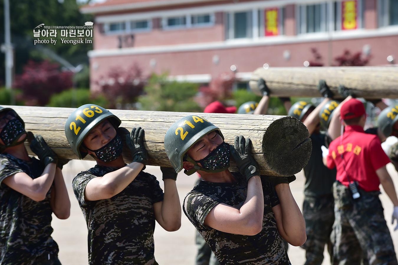 해병대 신병 1257기 2교육대 6주차 목봉 참호격투 1_2517.jpg