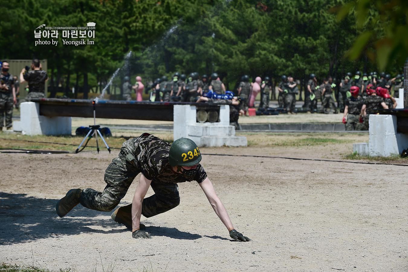 해병대 신병 1257기 2교육대 6주차 목봉 참호격투 3_2409.jpg