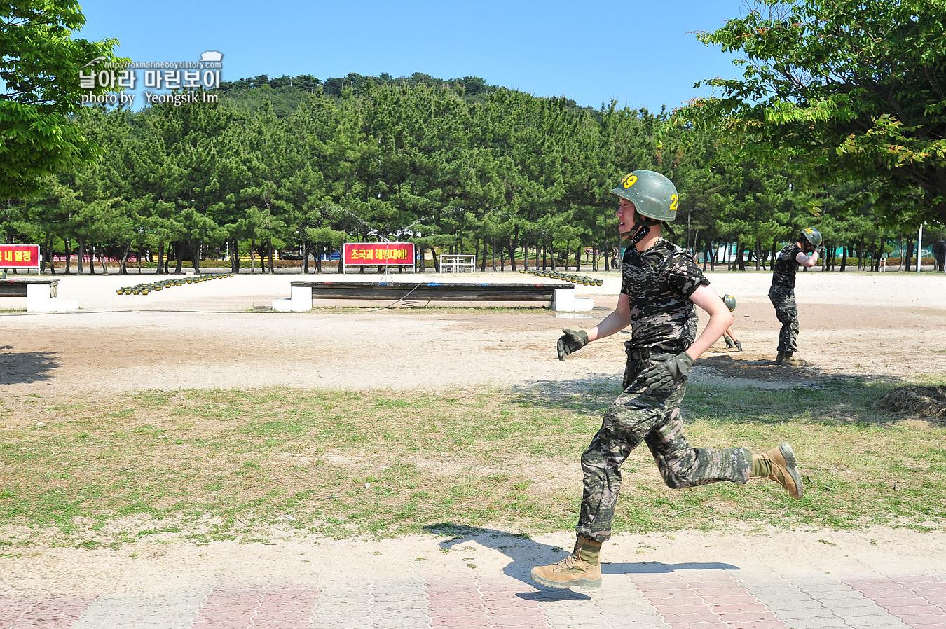 해병대 신병 1257기 2교육대 6주차 목봉 참호격투 2_5542.jpg
