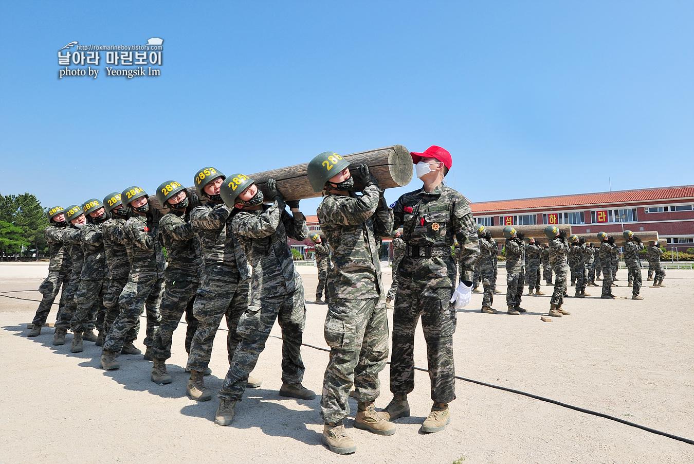 해병대 신병 1257기 2교육대 6주차 목봉 참호격투 8_5325.jpg