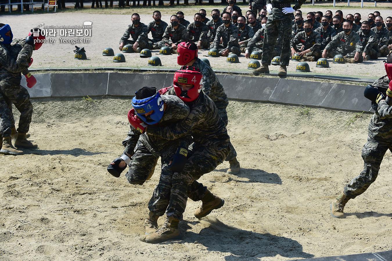 해병대 신병 1257기 2교육대 6주차 목봉 참호격투 _2083.jpg