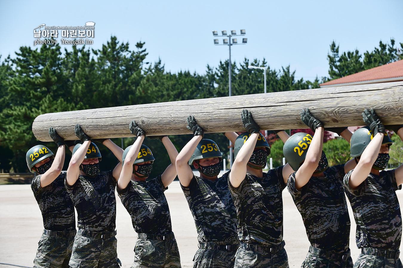 해병대 신병 1257기 2교육대 6주차 목봉 참호격투 5_2407.jpg