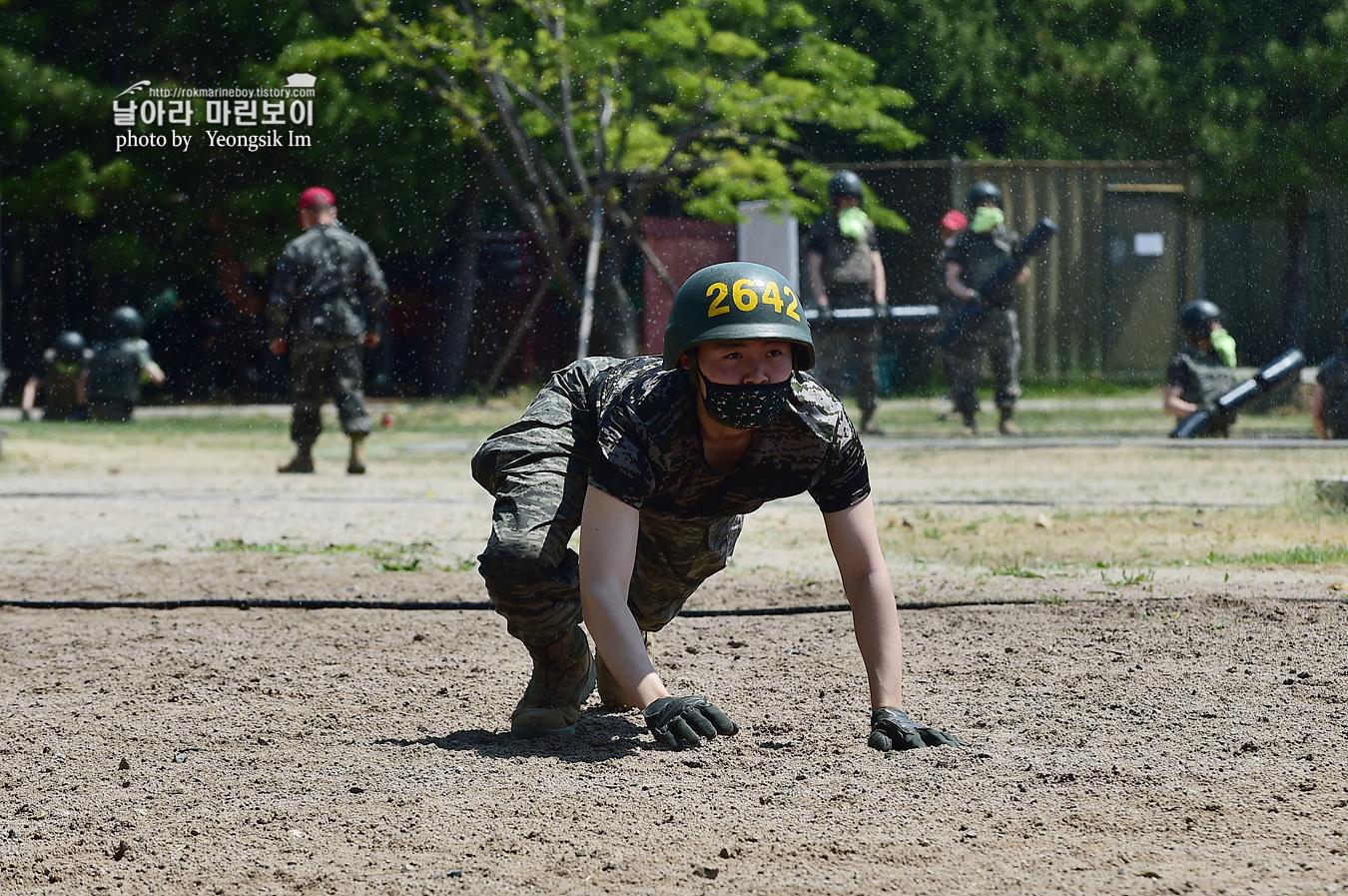 해병대 신병 1257기 2교육대 6주차 목봉 참호격투 6_2228.jpg