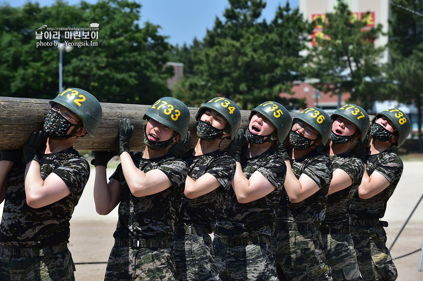 해병대 신병 1257기 2교육대 6주차 목봉 참호격투 7_2198.jpg