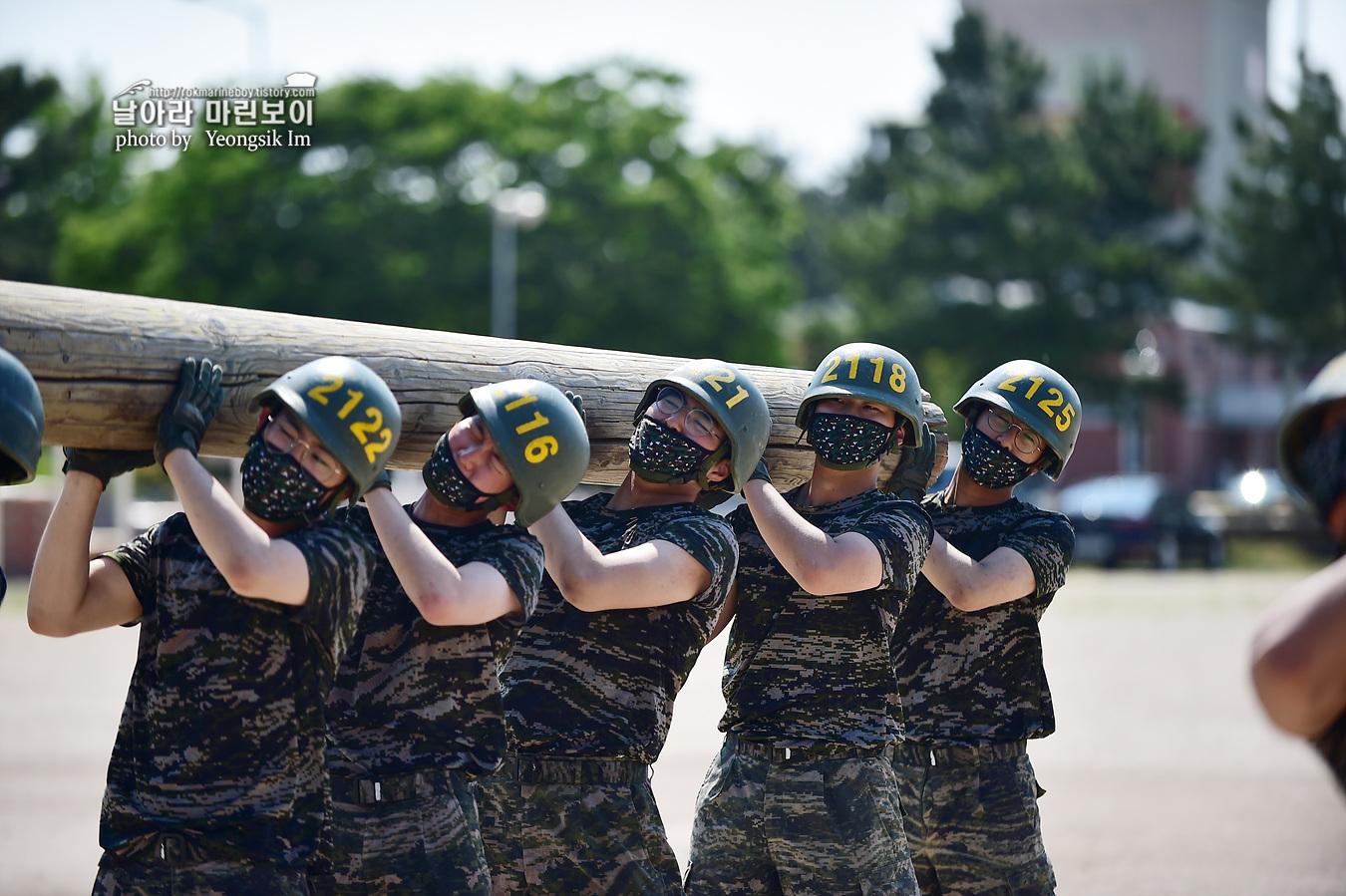 해병대 신병 1257기 2교육대 6주차 목봉 참호격투 1_2512.jpg