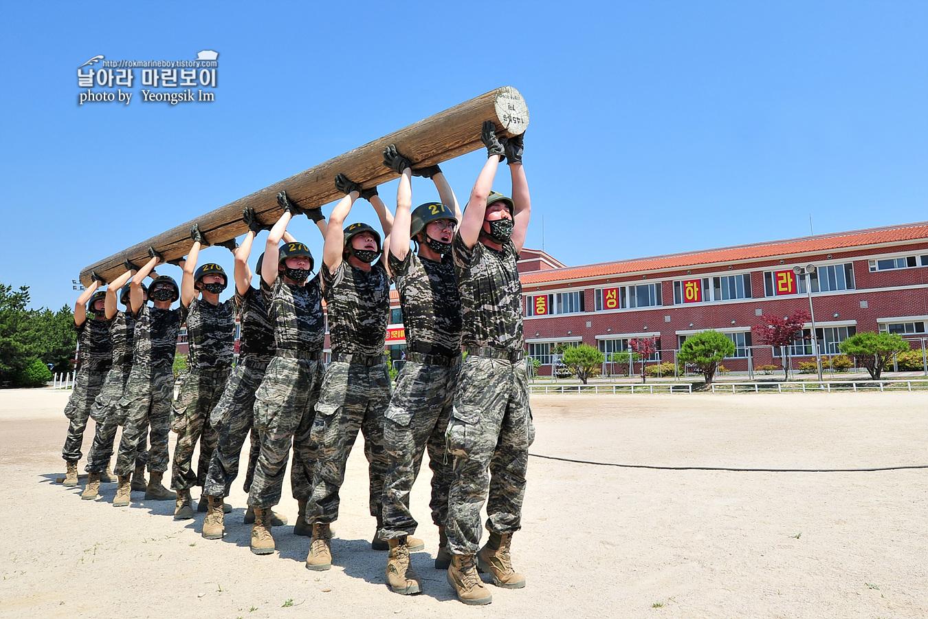 해병대 신병 1257기 2교육대 6주차 목봉 참호격투 7_5385.jpg
