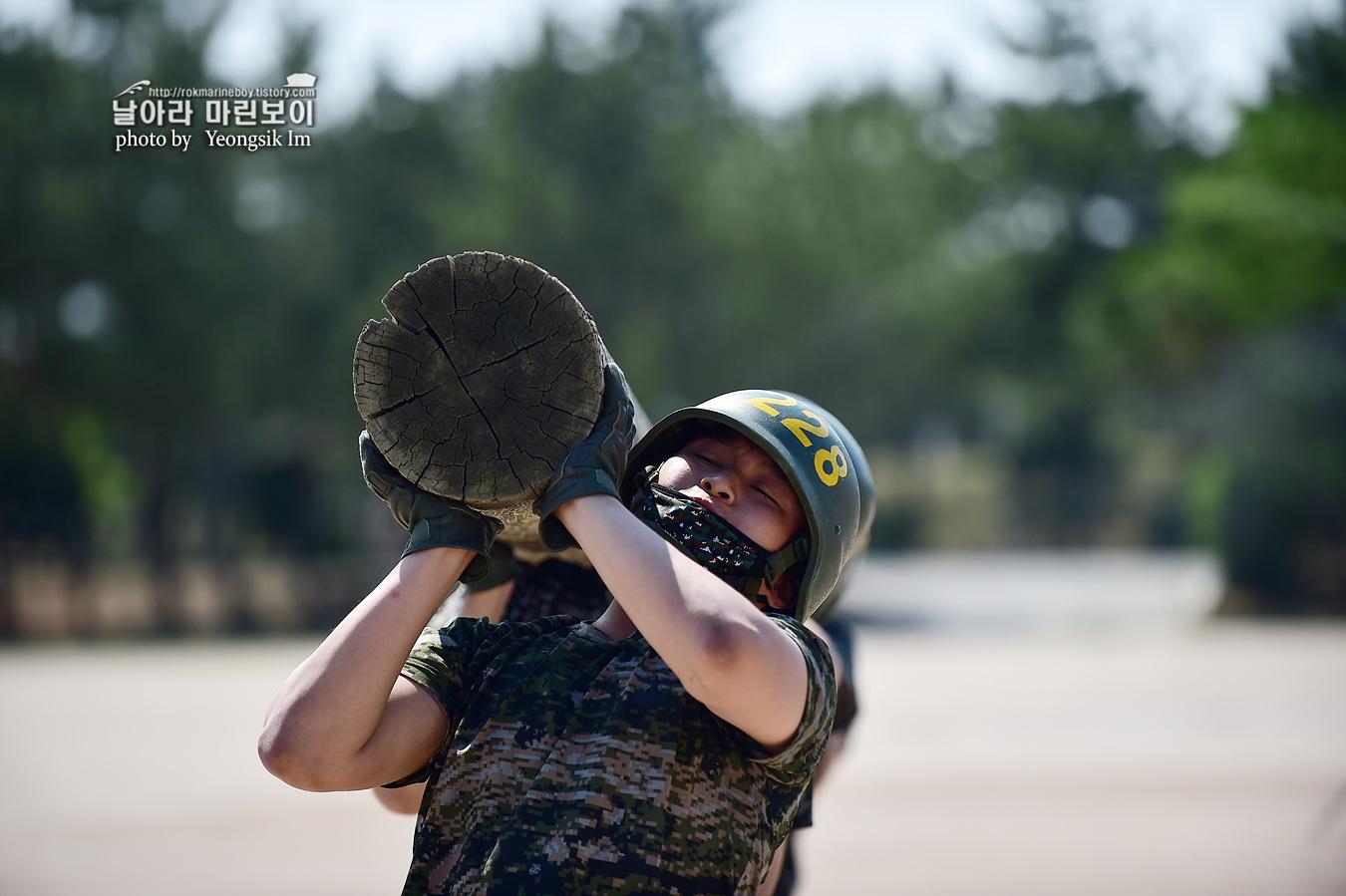 해병대 신병 1257기 2교육대 6주차 목봉 참호격투 2_2475.jpg