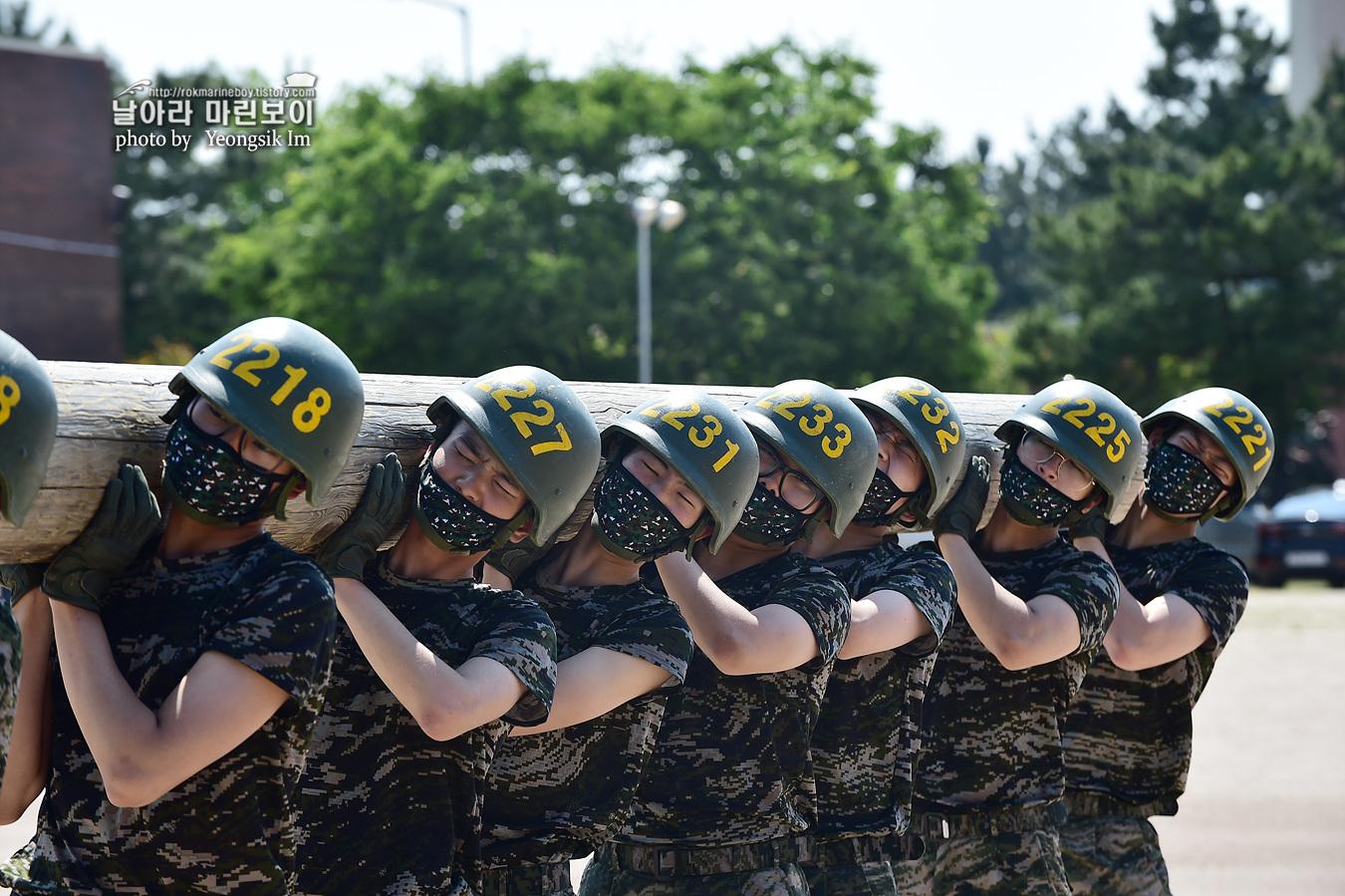 해병대 신병 1257기 2교육대 6주차 목봉 참호격투 2_2472.jpg