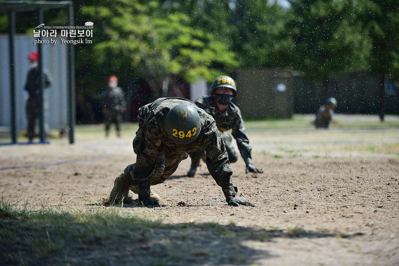 해병대 신병 1257기 2교육대 6주차 목봉 참호격투 9_2155.jpg