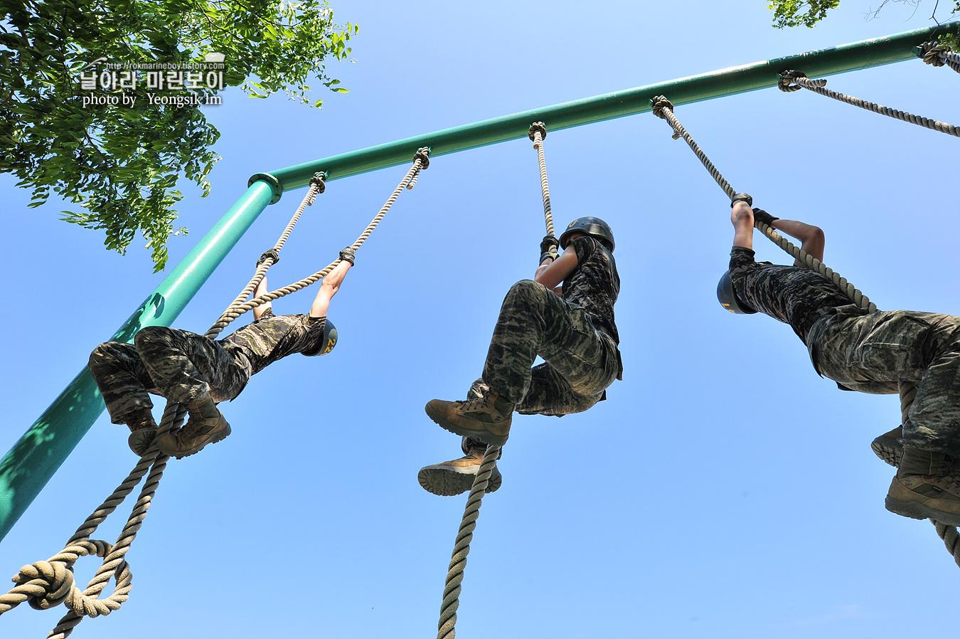 해병대 신병 1257기 2교육대 6주차 목봉 참호격투 2_5553.jpg