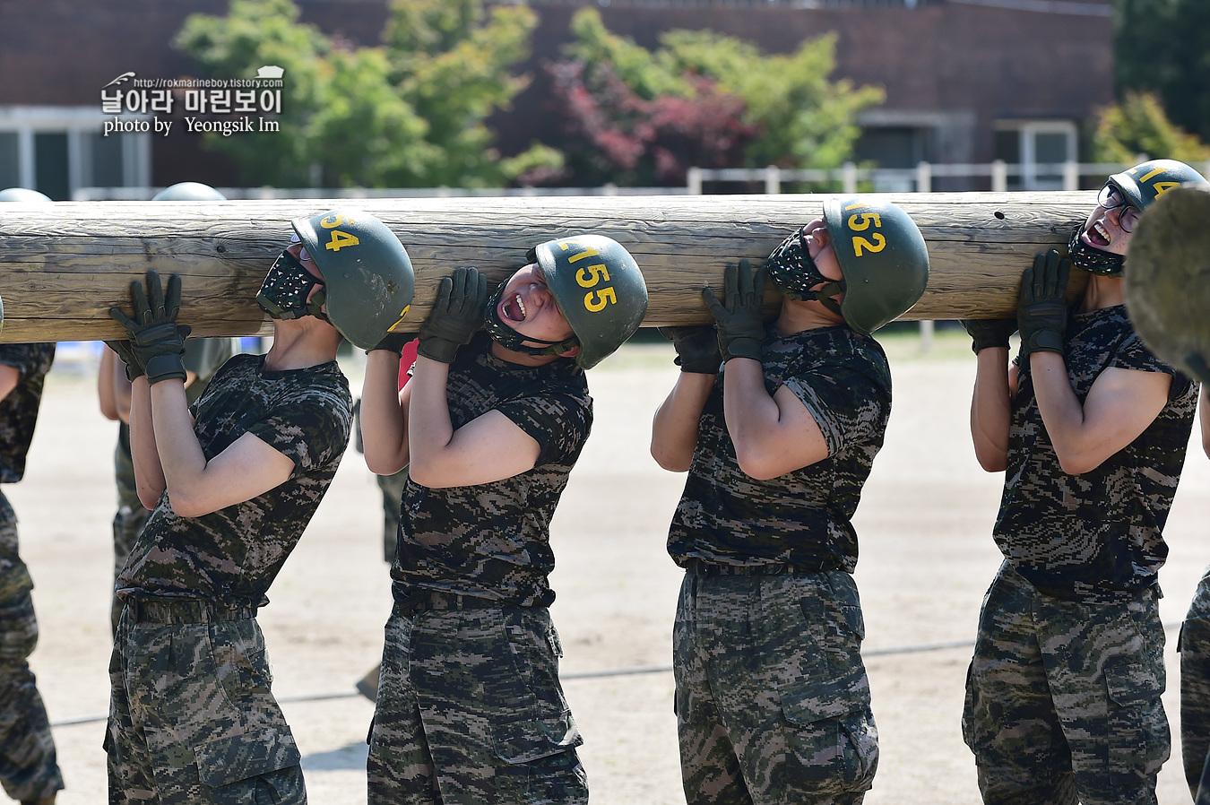 해병대 신병 1257기 2교육대 6주차 목봉 참호격투 1_2525.jpg