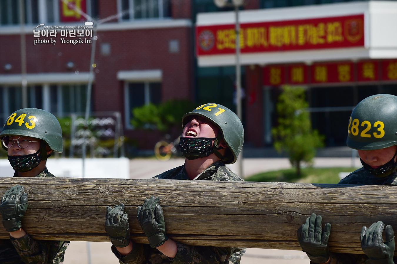 해병대 신병 1257기 2교육대 6주차 목봉 참호격투 8_2112.jpg