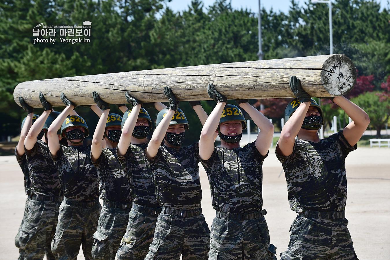 해병대 신병 1257기 2교육대 6주차 목봉 참호격투 5_2404.jpg