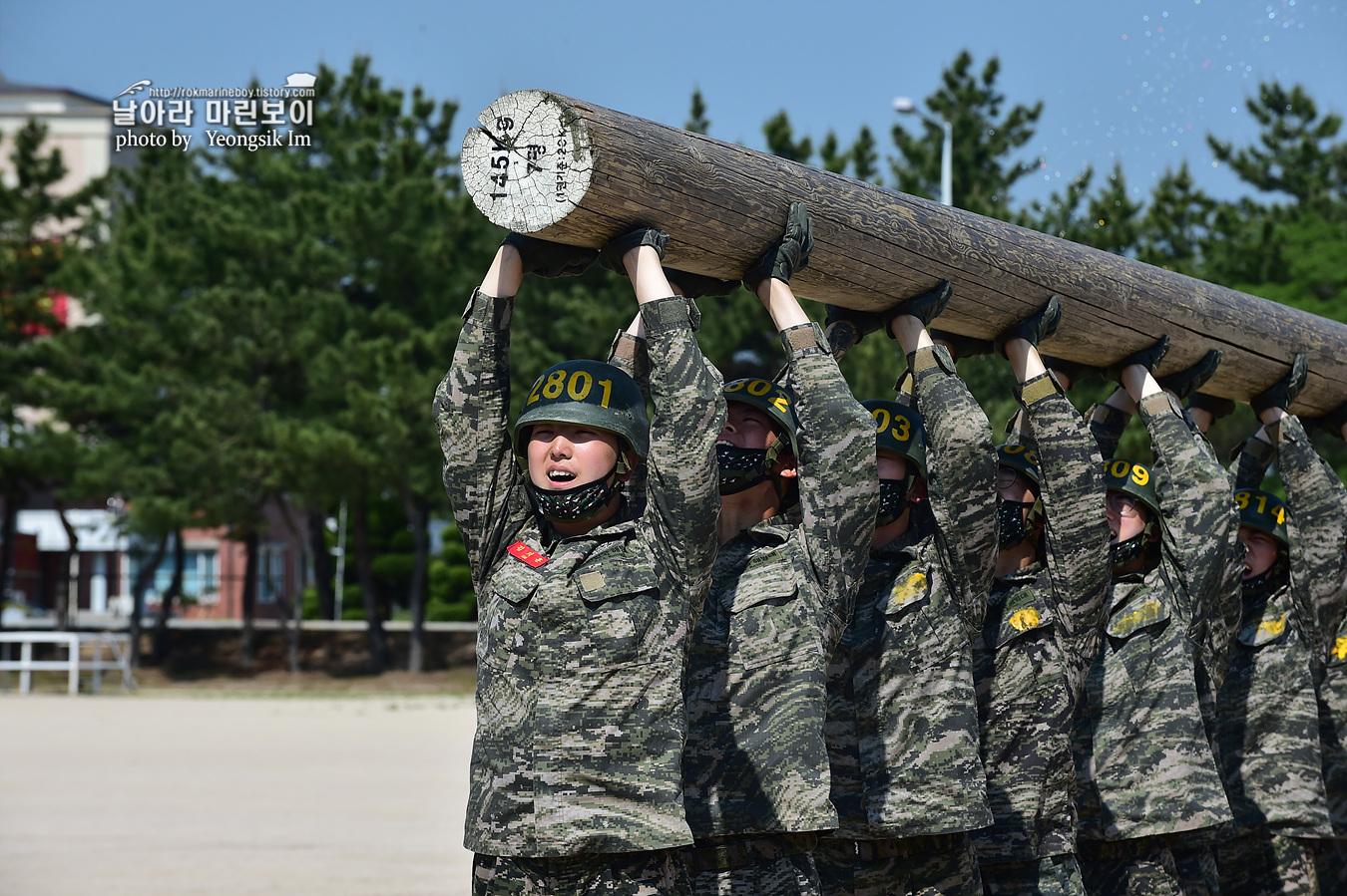 해병대 신병 1257기 2교육대 6주차 목봉 참호격투 9_2095.jpg