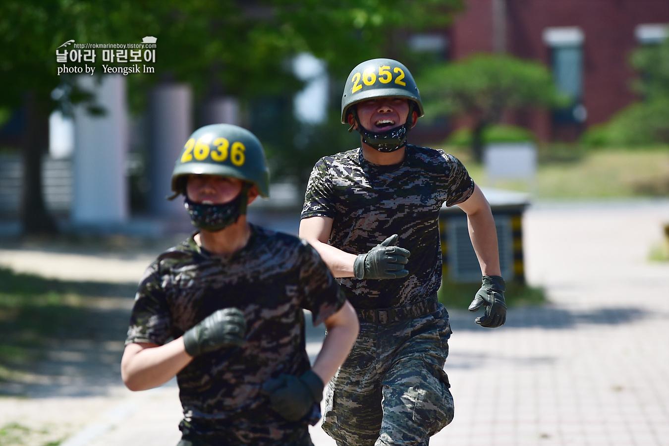 해병대 신병 1257기 2교육대 6주차 목봉 참호격투 6_2238.jpg