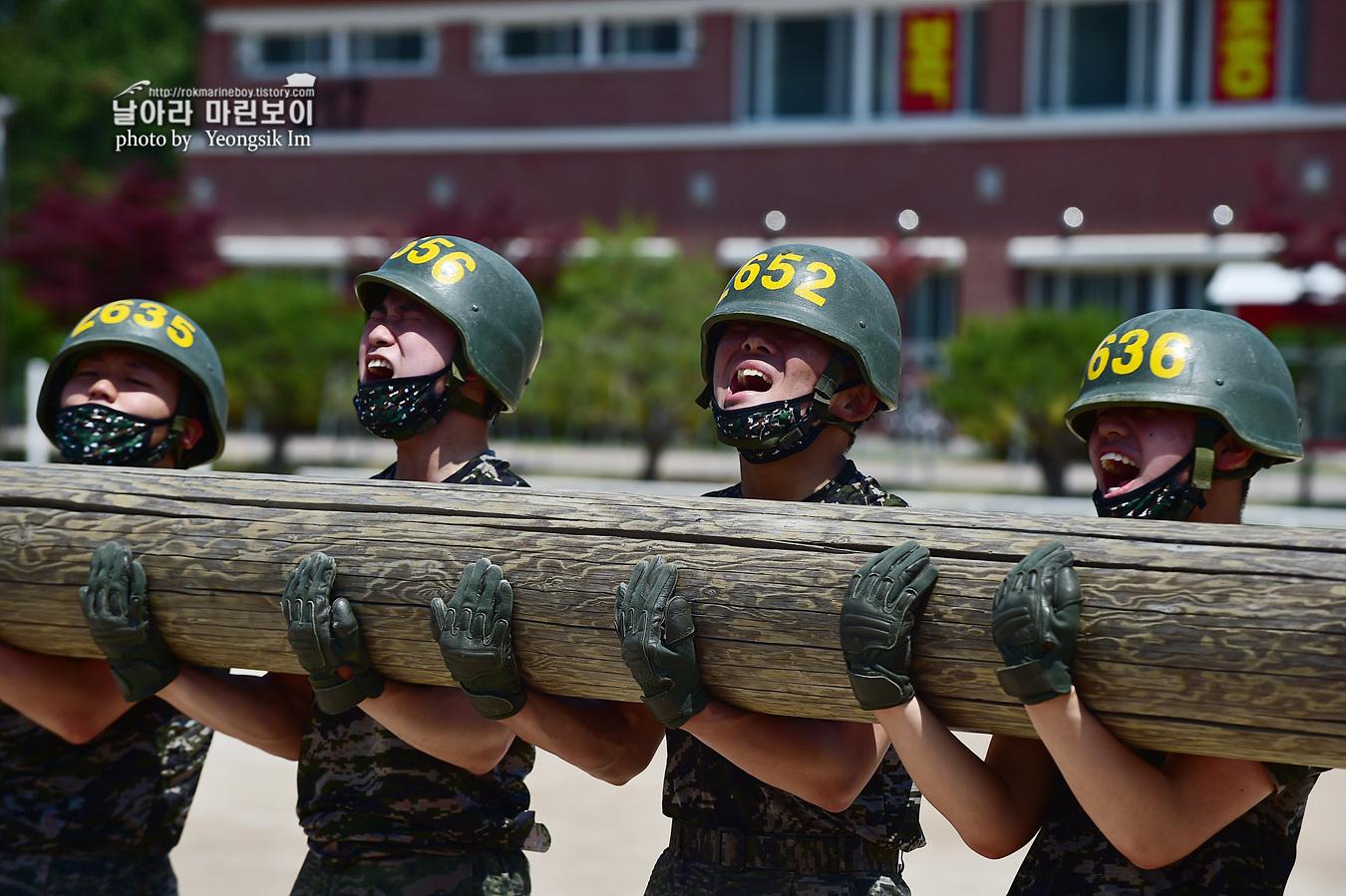 해병대 신병 1257기 2교육대 6주차 목봉 참호격투 6_2286.jpg