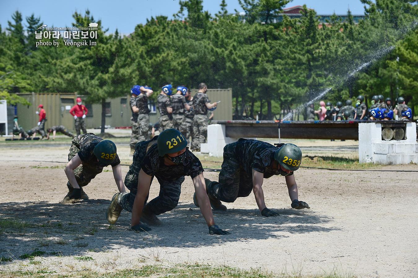 해병대 신병 1257기 2교육대 6주차 목봉 참호격투 3_2411.jpg
