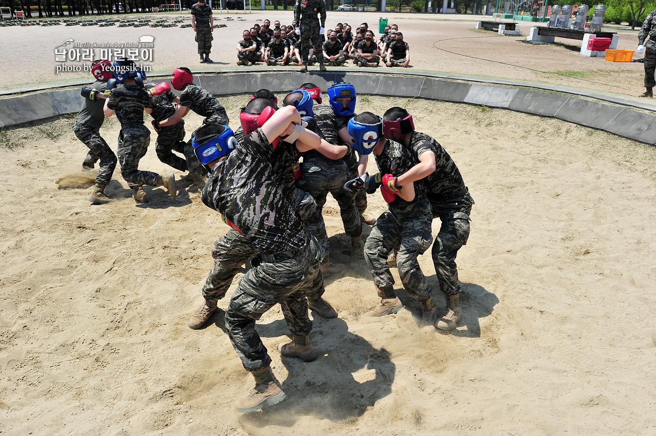 해병대 신병 1257기 2교육대 6주차 목봉 참호격투 _5414.jpg