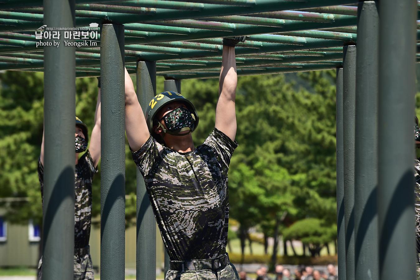 해병대 신병 1257기 2교육대 6주차 목봉 참호격투 3_2421.jpg