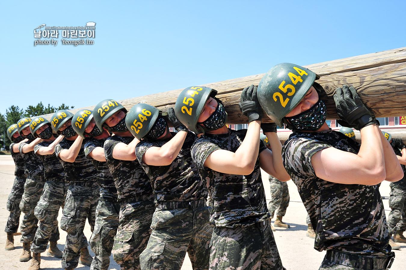 해병대 신병 1257기 2교육대 6주차 목봉 참호격투 5_5454.jpg