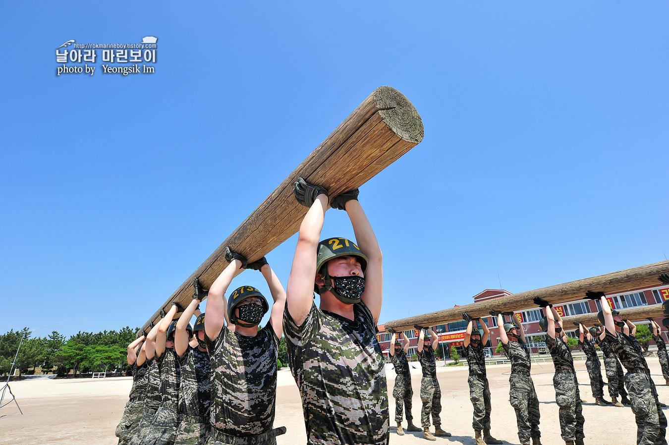 해병대 신병 1257기 2교육대 6주차 목봉 참호격투 7_5371.jpg