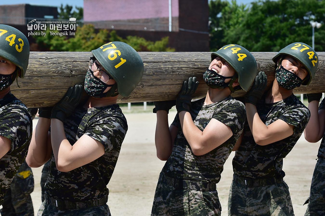 해병대 신병 1257기 2교육대 6주차 목봉 참호격투 7_2206.jpg