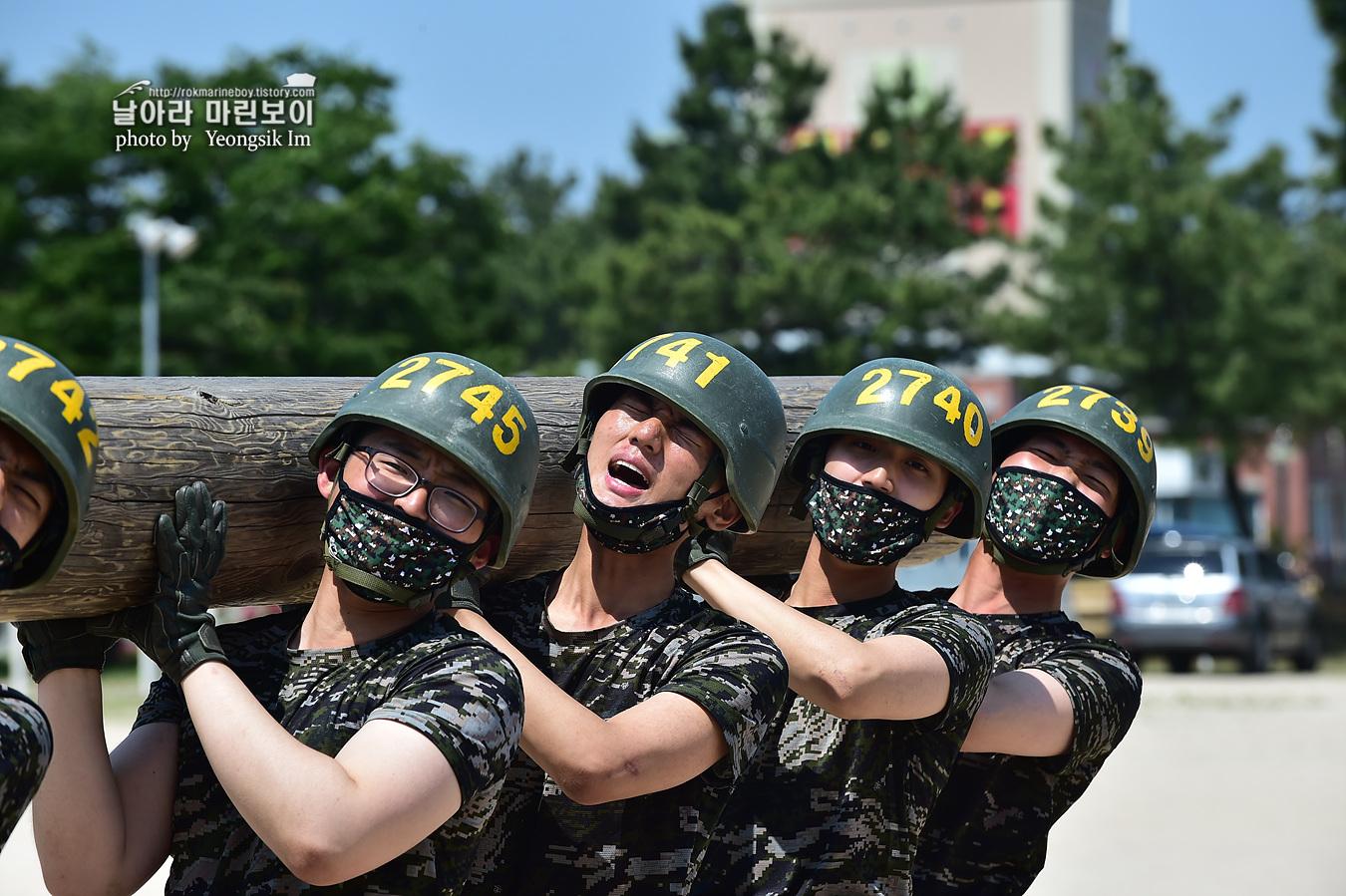 해병대 신병 1257기 2교육대 6주차 목봉 참호격투 7_2204.jpg