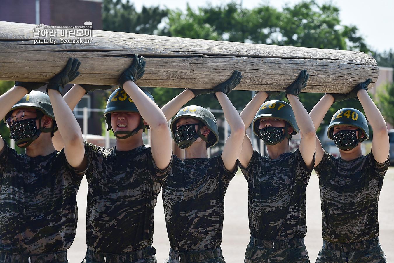 해병대 신병 1257기 2교육대 6주차 목봉 참호격투 2_2467.jpg