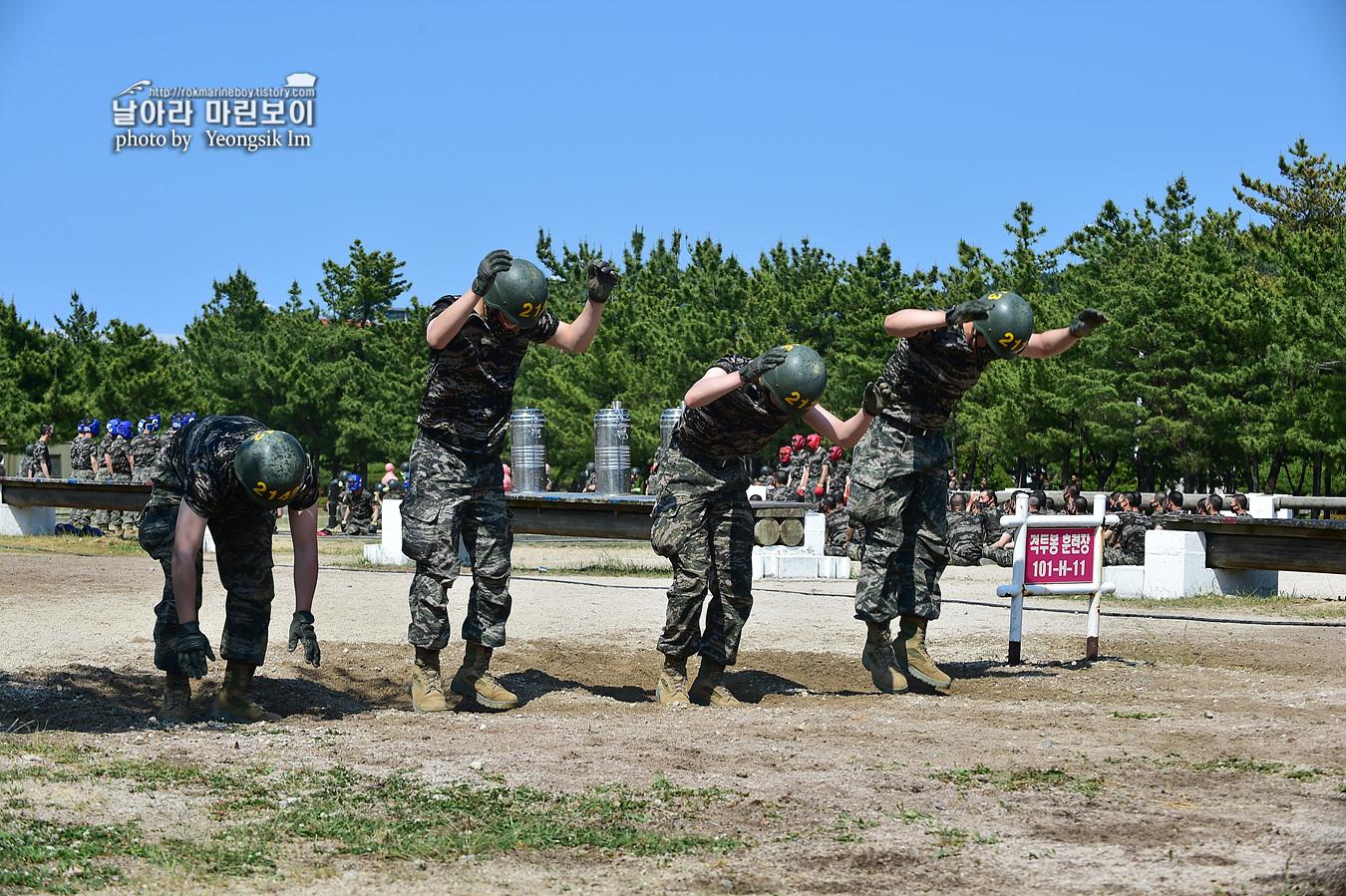 해병대 신병 1257기 2교육대 6주차 목봉 참호격투 1_2486.jpg