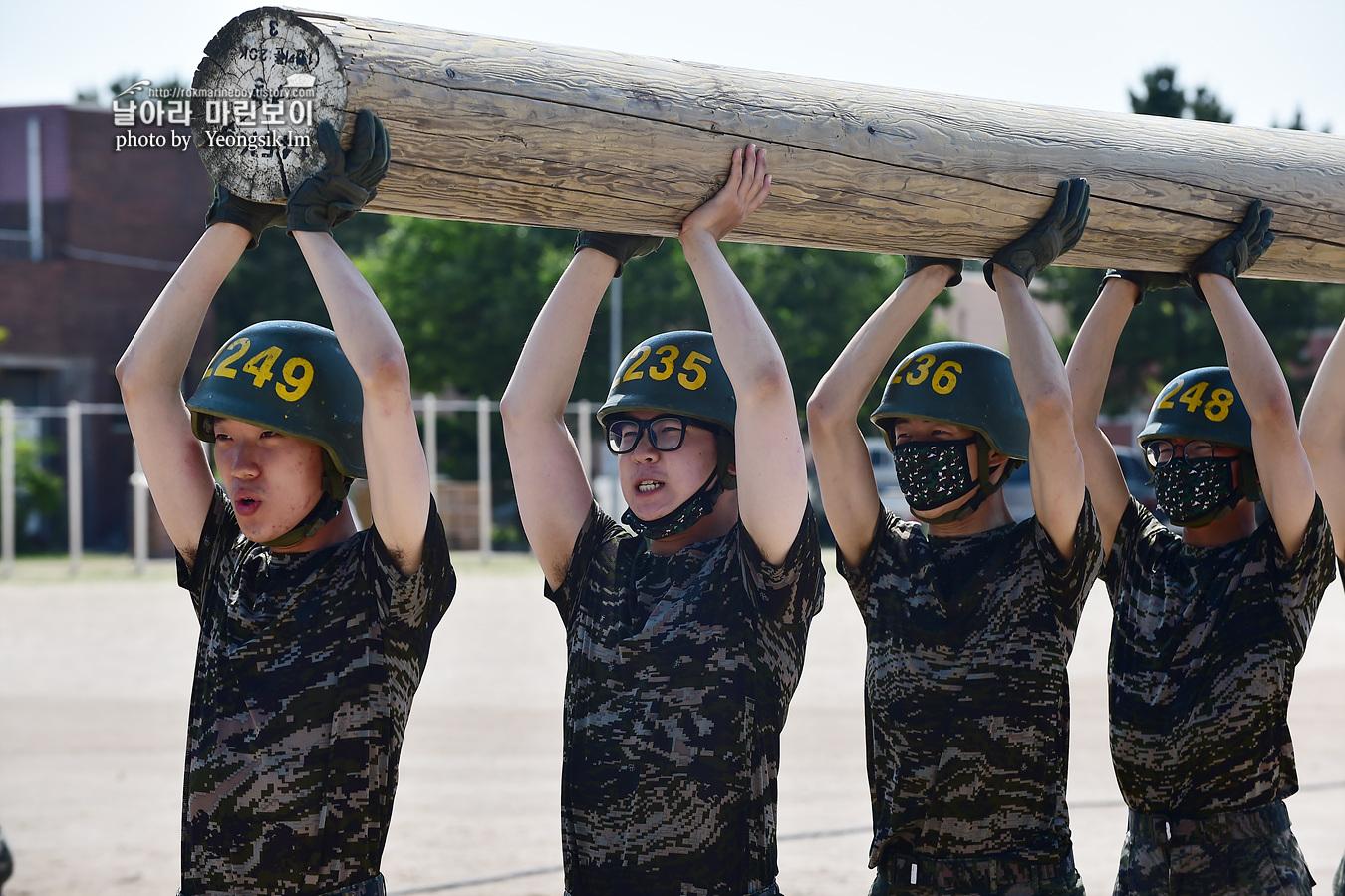 해병대 신병 1257기 2교육대 6주차 목봉 참호격투 2_2466.jpg