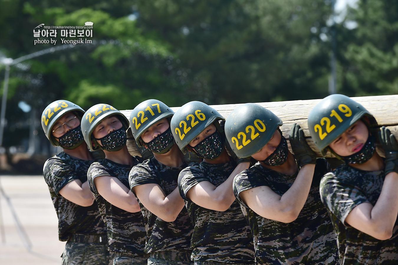 해병대 신병 1257기 2교육대 6주차 목봉 참호격투 2_2478.jpg