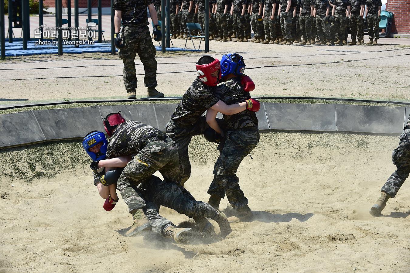 해병대 신병 1257기 2교육대 6주차 목봉 참호격투 _2432.jpg
