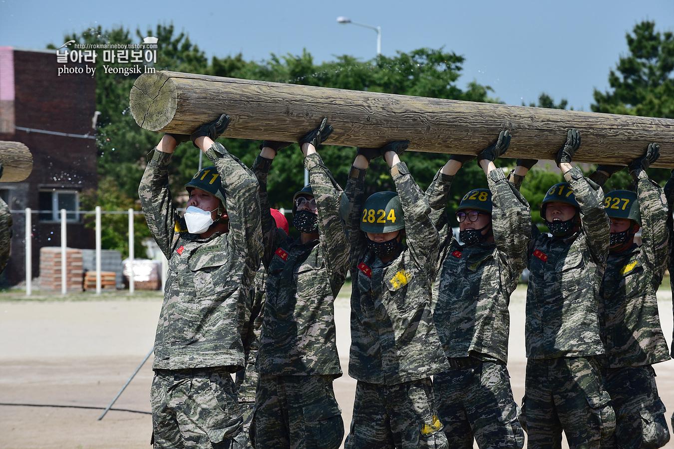 해병대 신병 1257기 2교육대 6주차 목봉 참호격투 8_2097.jpg