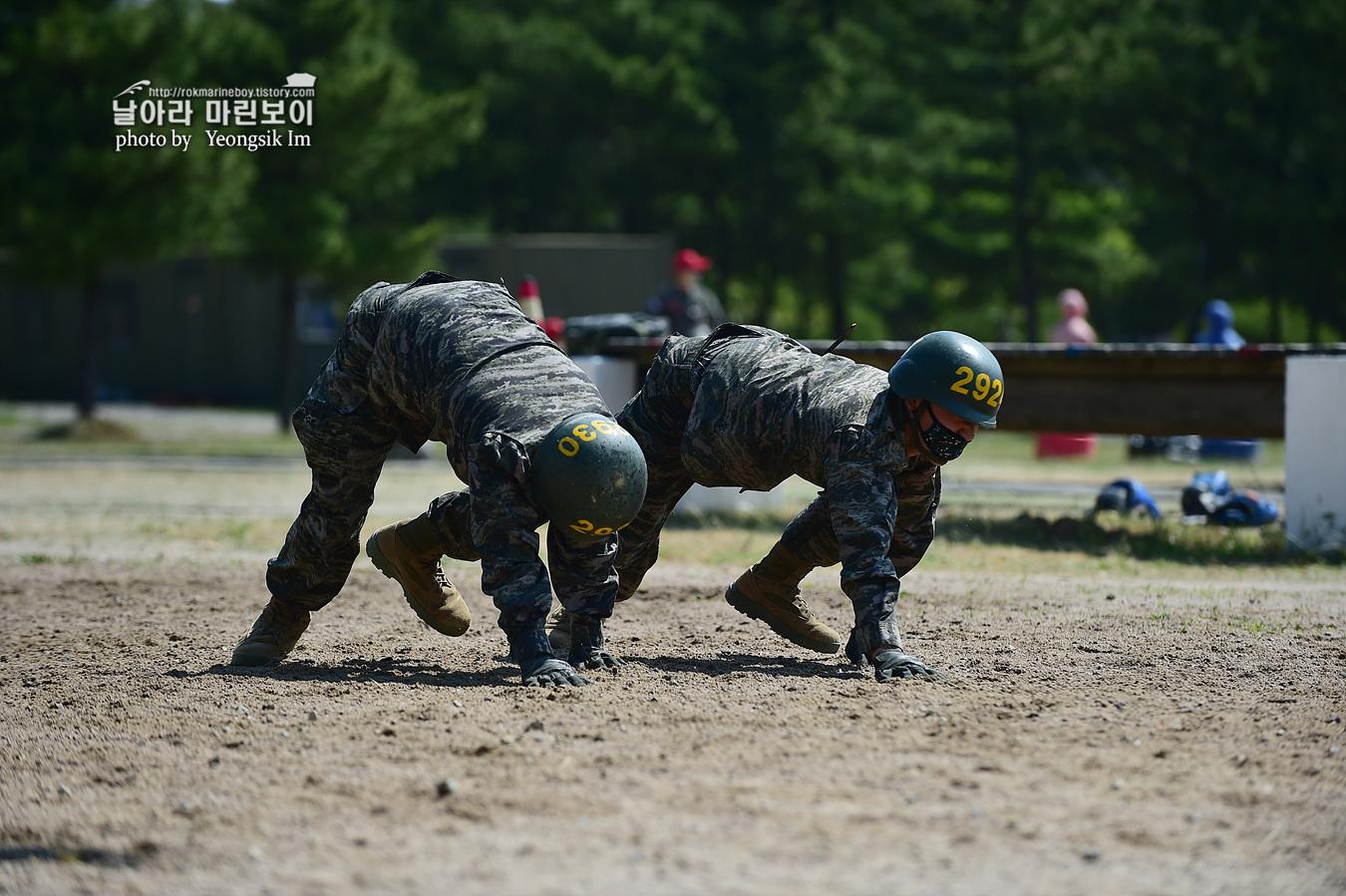 해병대 신병 1257기 2교육대 6주차 목봉 참호격투 9_2144.jpg