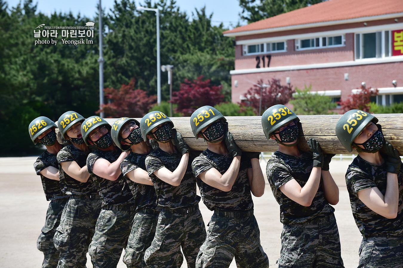 해병대 신병 1257기 2교육대 6주차 목봉 참호격투 5_2399.jpg
