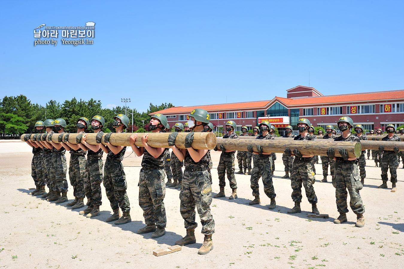 해병대 신병 1257기 2교육대 6주차 목봉 참호격투 7_5351.jpg