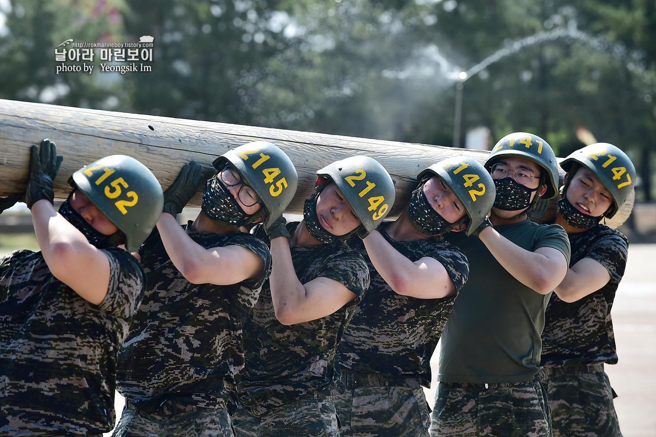 해병대 신병 1257기 2교육대 6주차 목봉 참호격투 1_2523.jpg