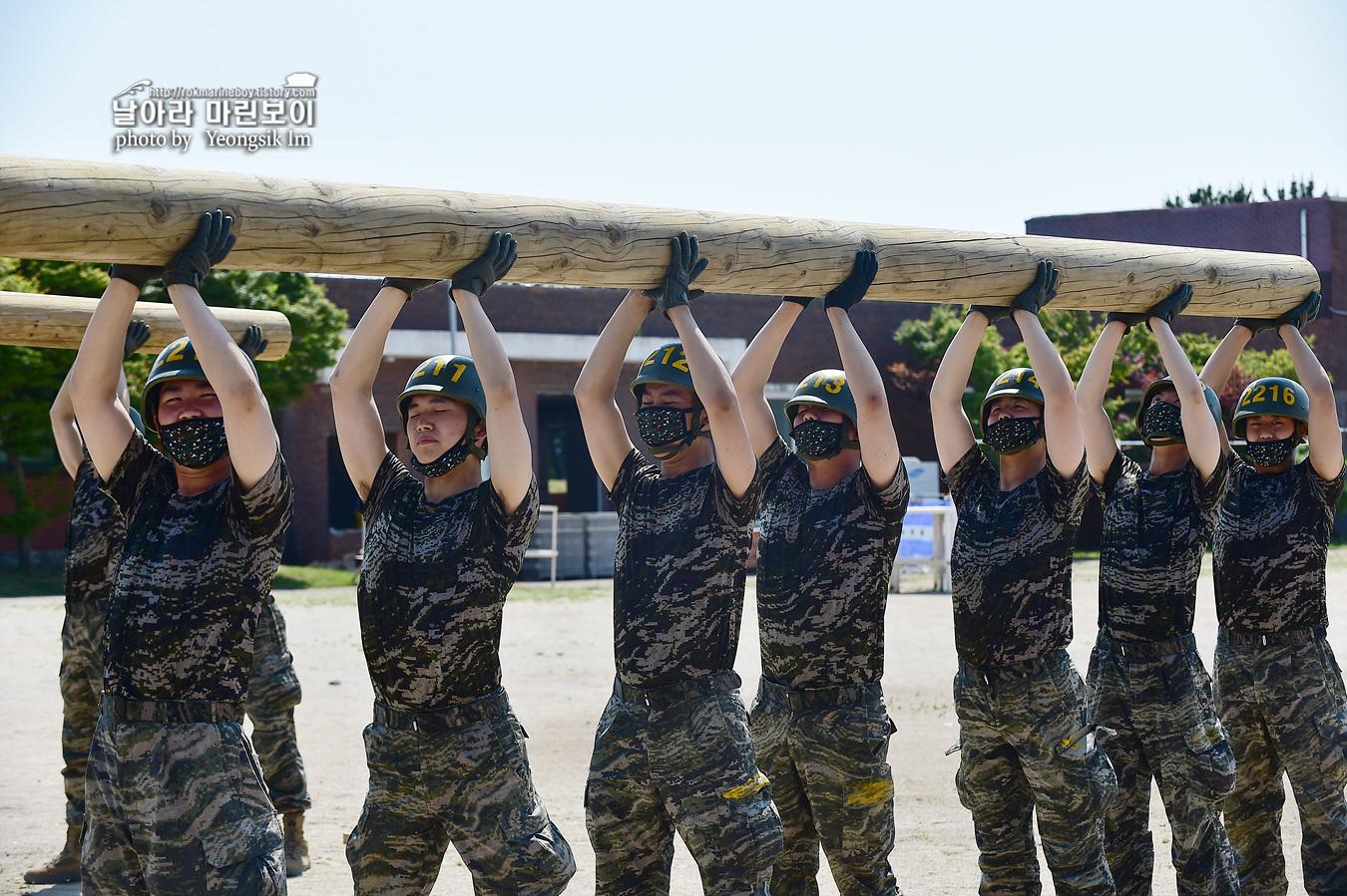 해병대 신병 1257기 2교육대 6주차 목봉 참호격투 2_2482.jpg