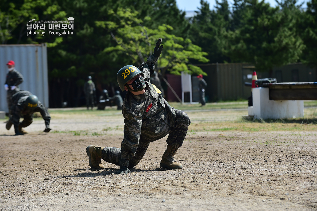 해병대 신병 1257기 2교육대 6주차 목봉 참호격투 9_2116.jpg