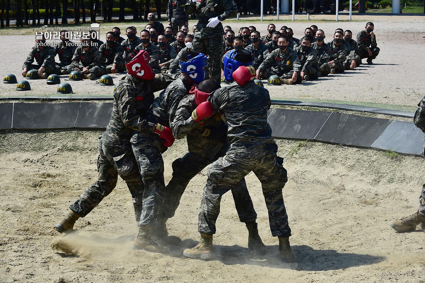 해병대 신병 1257기 2교육대 6주차 목봉 참호격투 _2082.jpg
