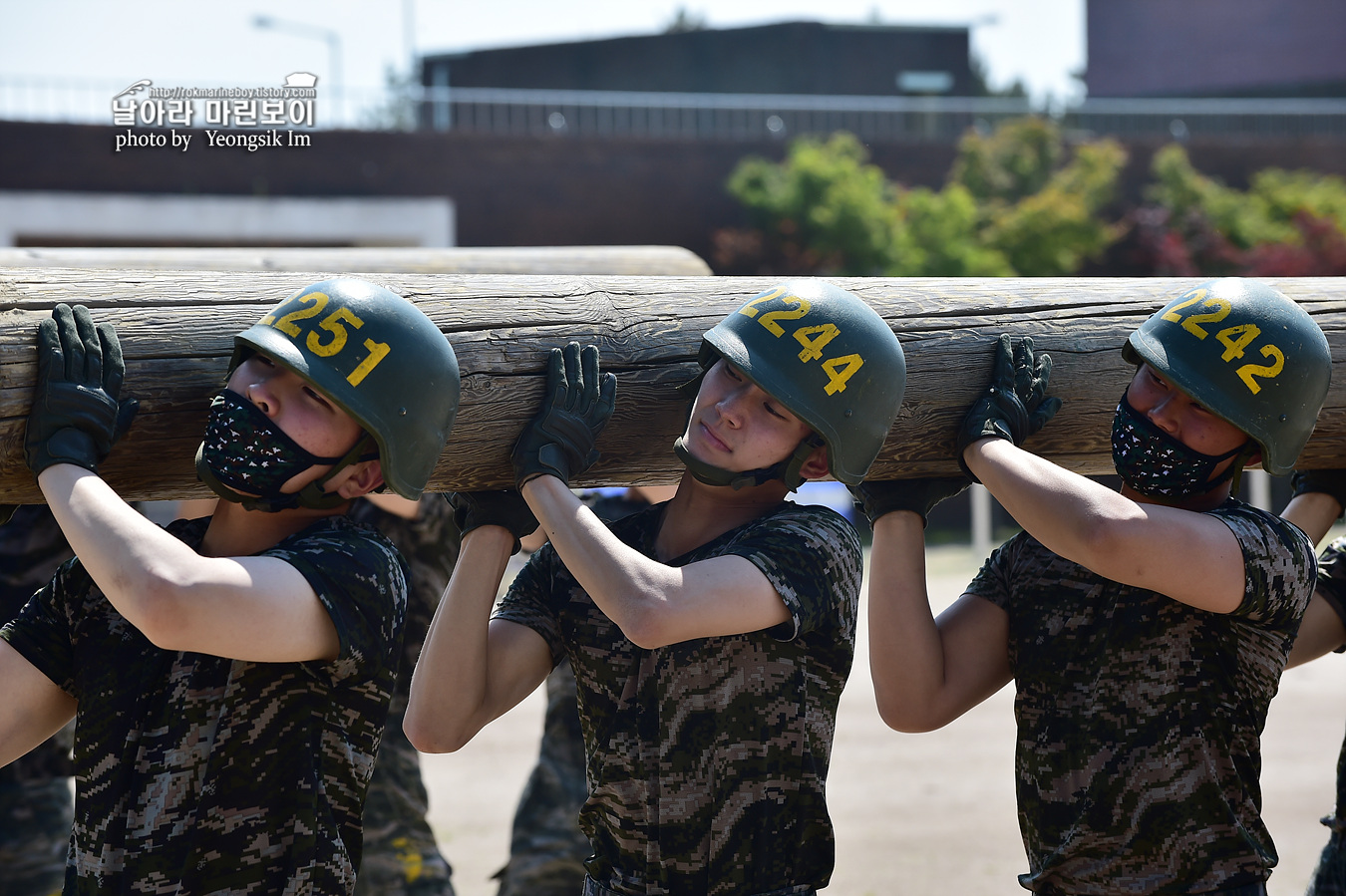 해병대 신병 1257기 2교육대 6주차 목봉 참호격투 2_2469.jpg