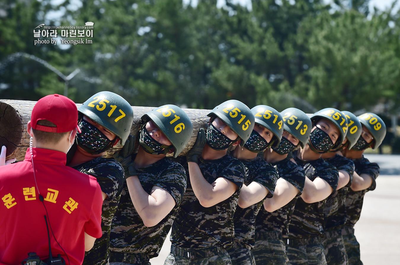 해병대 신병 1257기 2교육대 6주차 목봉 참호격투 5_2398.jpg