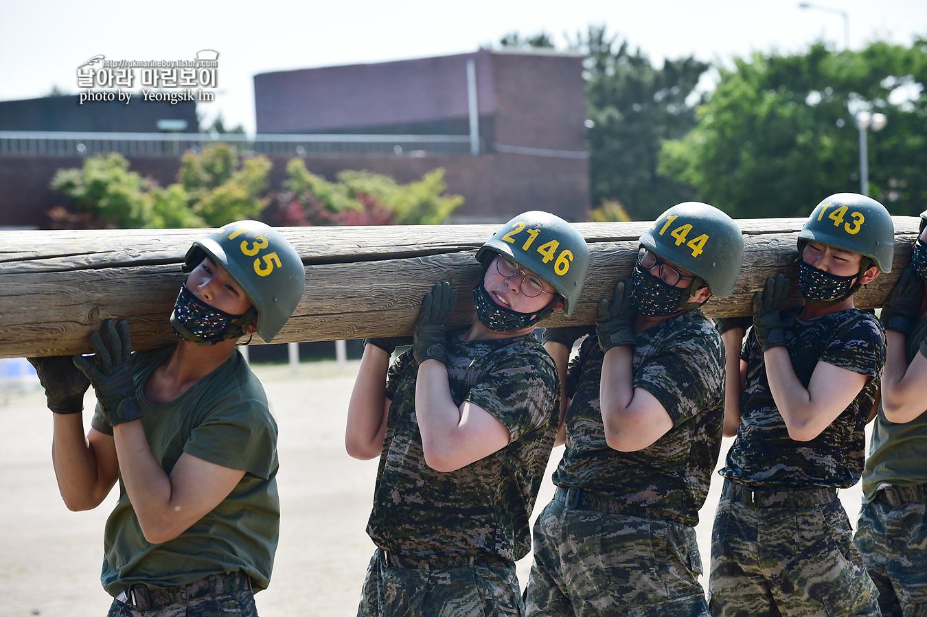해병대 신병 1257기 2교육대 6주차 목봉 참호격투 1_2519.jpg