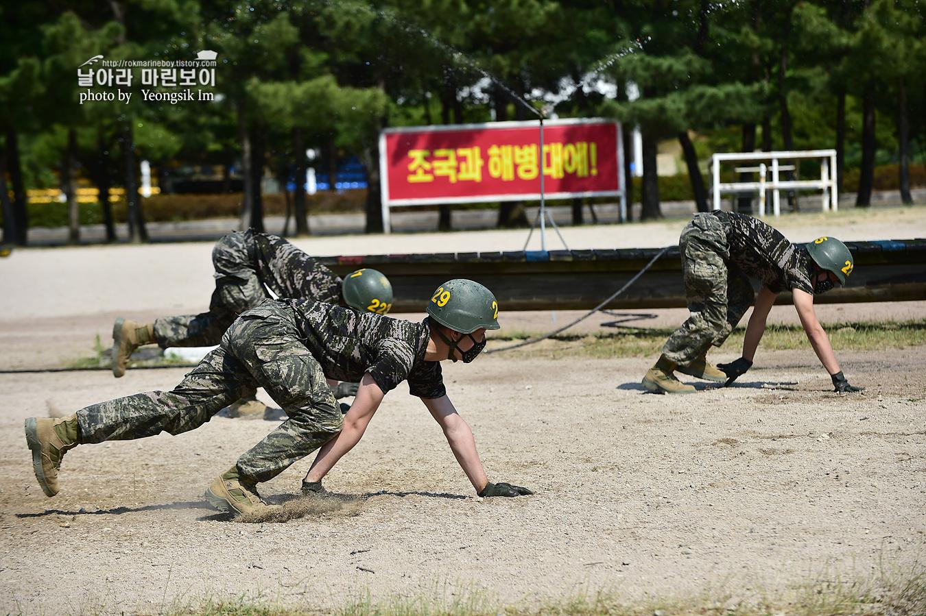 해병대 신병 1257기 2교육대 6주차 목봉 참호격투 2_2533.jpg