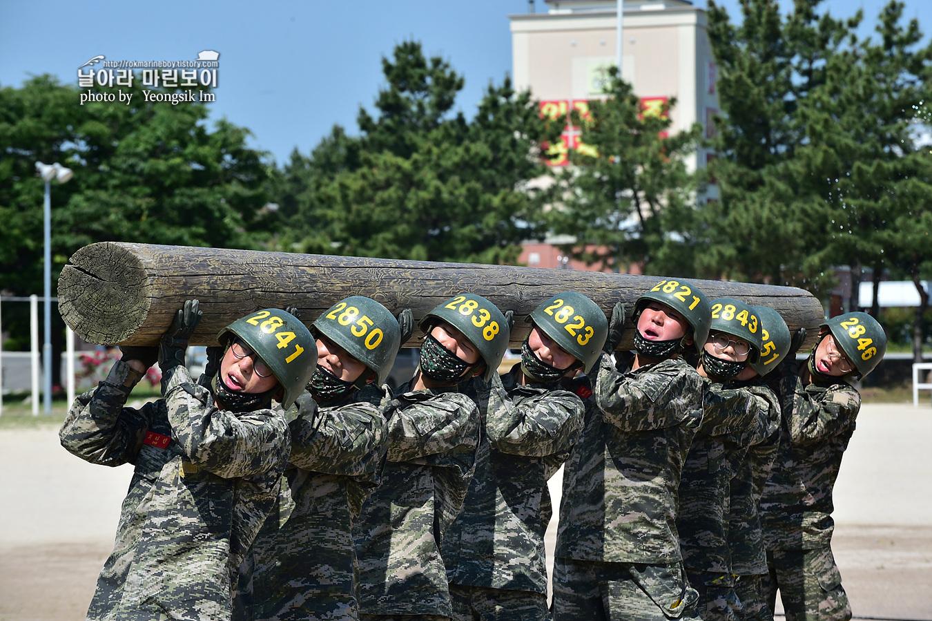 해병대 신병 1257기 2교육대 6주차 목봉 참호격투 8_2107.jpg