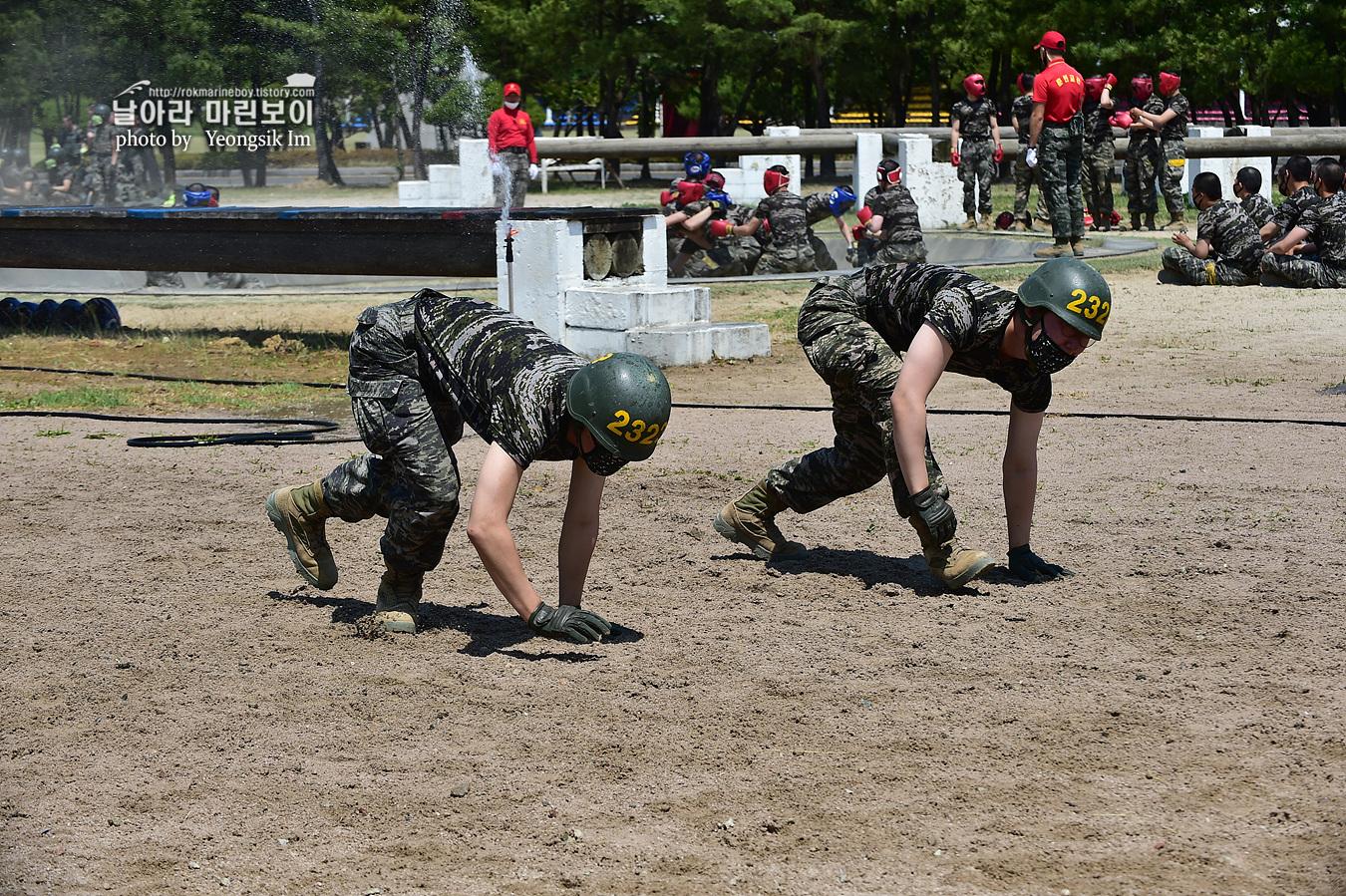 해병대 신병 1257기 2교육대 6주차 목봉 참호격투 3_2415.jpg