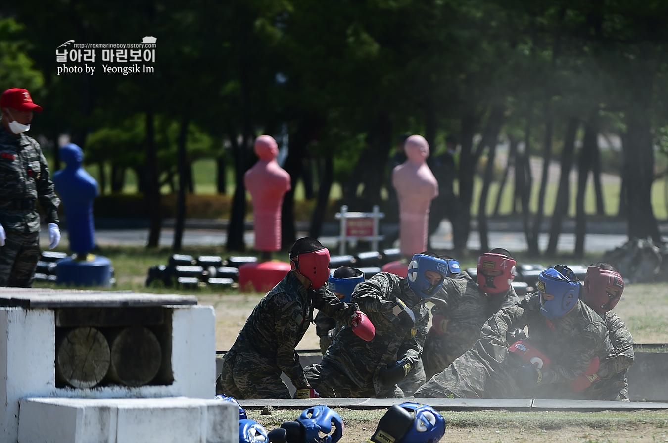 해병대 신병 1257기 2교육대 6주차 목봉 참호격투 _2080.jpg