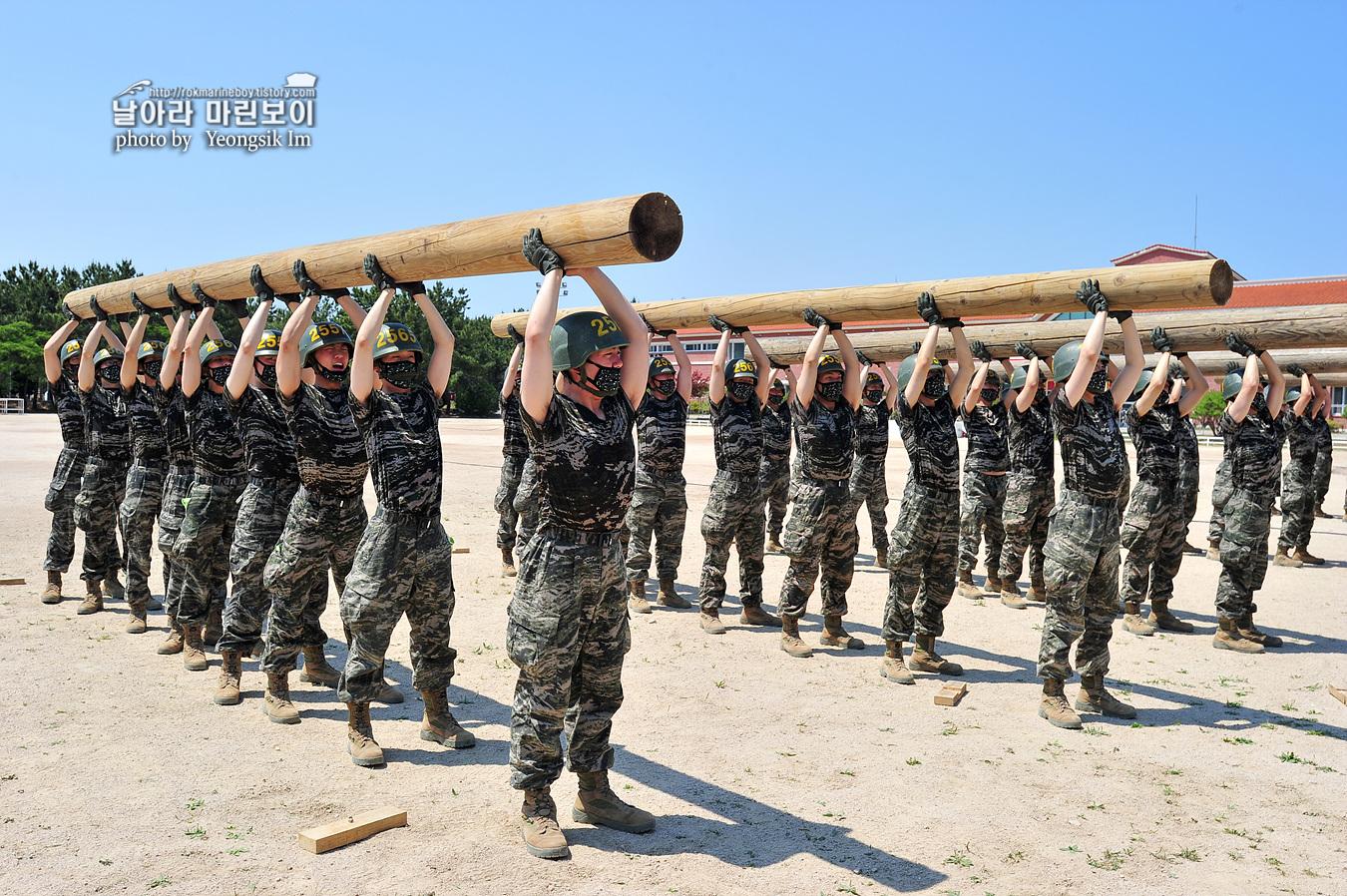 해병대 신병 1257기 2교육대 6주차 목봉 참호격투 5_5453.jpg